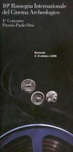 1999, 10. Rassegna: monete dalla collezione Orsi delle zecche greche del museo di Rovereto