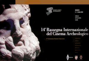 2003, 14. Rassegna: testa di Eracle del II sec. d.C. dalla collezione Orsi del museo di Rovereto