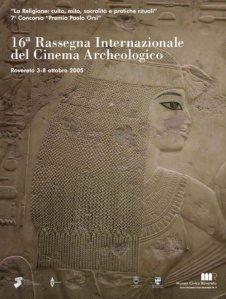 2005, 16. Rassegna: bassorilievo dalla Tomba di Ramose in Egitto