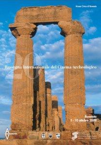 2009, 20. Rassegna: il tempio di Giunone nella Valle dei Templi di Agrigento