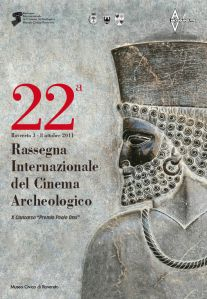 2011, 22. Rassegna: rilievo dal Persepoli in Iran
