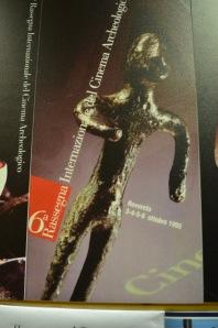 1995, 6. Rassegna: bronzetto dalle collezioni del museo di Rovereto