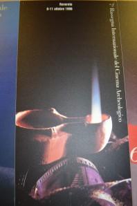1996, 7. Rassegna: lucerna romana del I-II sec. d.C. dalle collezioni del museo di Rovereto