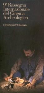 1998, 9. Rassegna: set cinematografico con riproduzione di uno scavo archeologico