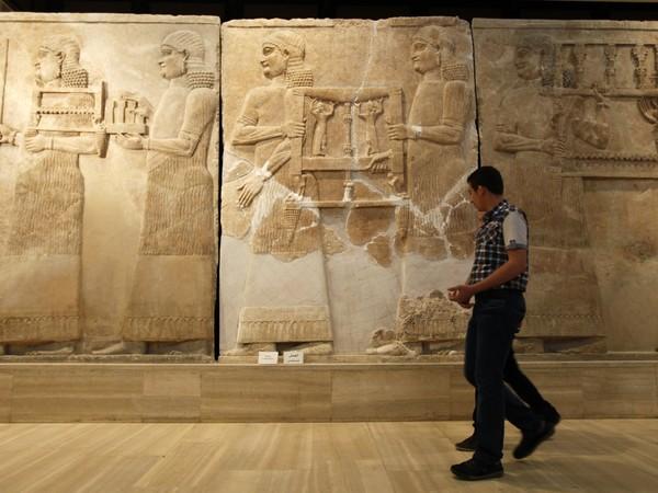 Risultati immagini per museo archeologico di baghdad