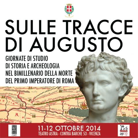 """A Vicenza studiosi """"sulle tracce di Augusto"""" nel bimillenario del primo imperatore romano"""