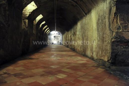 Il criptoportico sotto piazza Duomo  una delle testimonianze di Vicenza romana