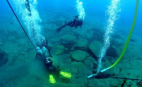 """La campagna """"Archeoeolie 2014"""" ha permesso di conoscere meglio le tecniche edilizie adottate dai romani"""