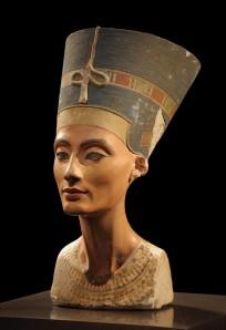 """Il Gabo propone il film """"Alla ricerca di Nefertiti"""" (qui il famoso busto di Berlino)"""