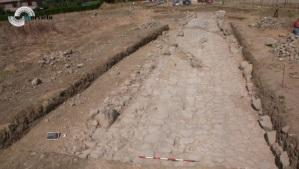 Scoperto il tratto di strada etrusca che collegava Orvieto con Bolsena