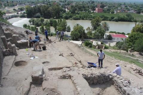 Lo scavo di Misis sta rivelando una frequentazione del sito dal neolitico agli ottomani