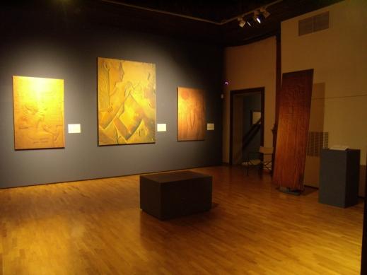 Le gigantografie di Paolo Renier ricreano nella mostra di Conegliano l'atmosfera magica della città sacra di Abido