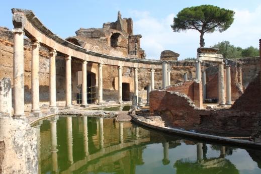 Lo straordinario complesso della villa dell'imperatore Adriano a Tivoli il 7 dicembre svela i suoi segreti