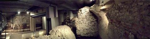 Il criptoportico di Verona romana nell'area archeologica di Corte Sgarzerie