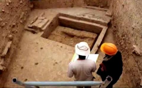 I risultati della campagna di scavo 2014 a Tol-e Ajiori sono stati determinanti per definire la natura del monumento portato alla luce: una porta monumentale