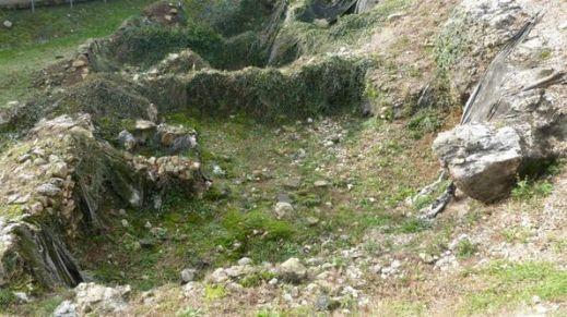 La soprintendenza sta restaurando il sito archeologico di Trissino: poi sarà risepolto