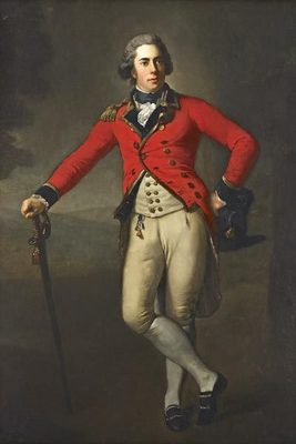 Lord Elgin in un dipinto di Anton Graff del 1788 ca