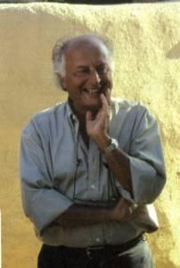 Paolo Matthiae, scopritore di Ebla, in Siria