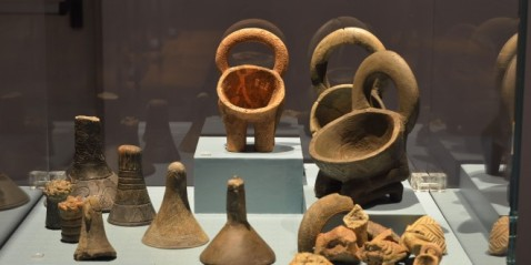 La caratteristica ceramica di Smilčić che testimonia la neolitizzazione della Dalmazia