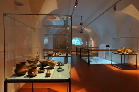 La ceramica stile Danilo dell'Adriatico orientale, nota come Gruppo di Vlaška o dei Vasi a Coppa