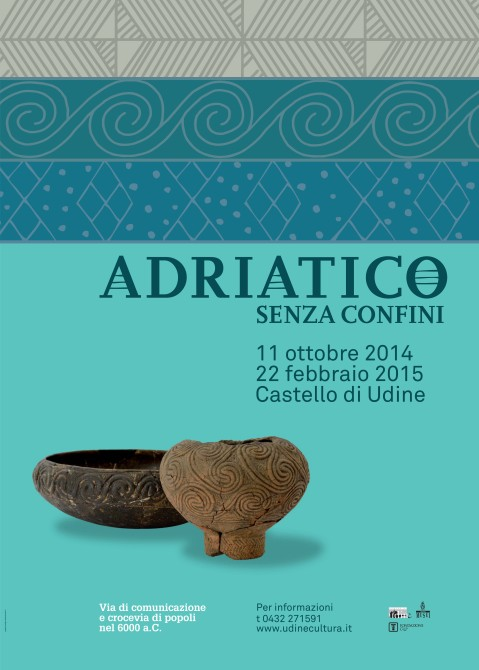 """La mostra """"Adriatico senza confini"""" al Castello di Udine chiude il 22 febbraio"""