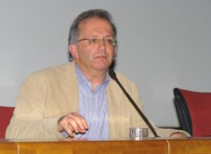 Andrea Pessina, soprintendente ai Beni archeologici della Toscana (foto Valerio Ricciardi, Roma)