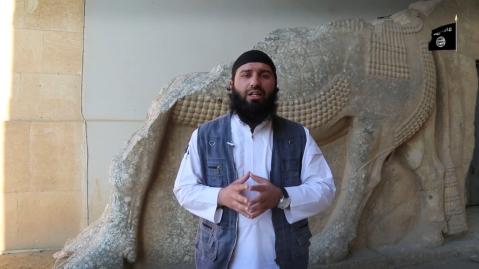 I proclami degli jihadisti a giustificazione dello scempio fatto a Mosul hanno fatto il giro del mondo