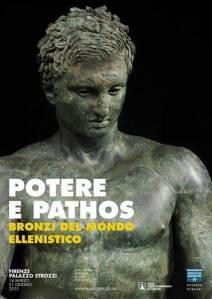 """La mostra """"Potere e pathos"""" a Palazzo Strozzi di Firenze dal 14 marzo al 21 giugno"""