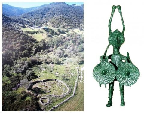 Anna Depalmas parla del villaggio-santuario di Abini dedicato a Teti