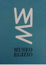 Una versione del nuovo logo del Museo Egizio