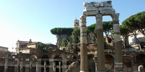 Il Foro di Cesare a Roma è protagonista dell'archeoshow del 2015 di Angela e Lanciano