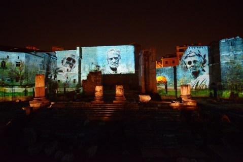 Dopo il successo del 2014 al Foro di Augusto, Piero Angela raddoppia l'archeoshow al Foro di Cesare