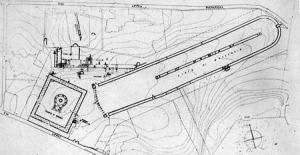 L'articolata planimetria della villa di Massenzio sulla via Appia