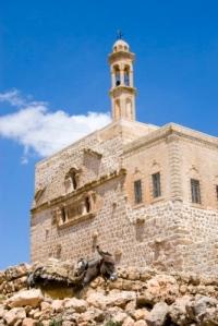 Tur Abdin è il nome della patria dei cristiani aramei della Turchia sud-orientale, vicino al confine siriano