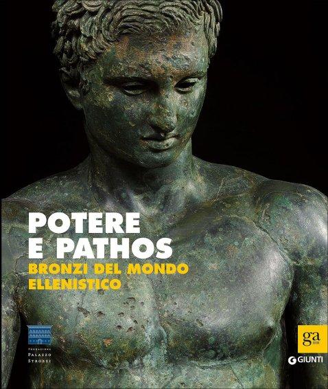 """La locandina della mostra """"Potere e pathos"""" aperta fino al 21 giugno a Palazzo Strozzi a Firenze"""