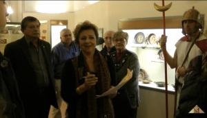 Previste visite guidate con il direttore del museo Paola Desantis