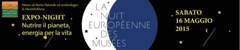 Notte speciale al museo di Montebelluna con un pensiero all'Expo 2015