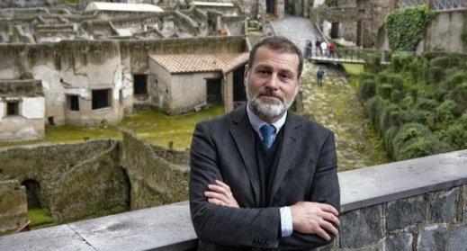Il soprintendente di Pompei, Ercolano e Stabia: Massimo Osanna