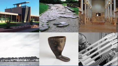 Il manifesto della Notte dei Musei negli archeologici nazionali del Veneto