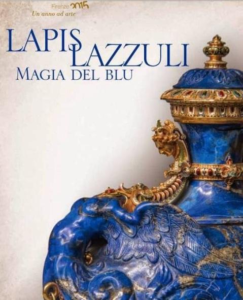 """Al museo degli Argenti in palazzo Pitti a Firenze la mostra """"Lapislazzuli. Magia del blu"""""""