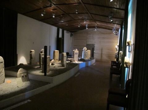 Il nuovo allestimento del museo di Pontremoli espone una quarantina di stele, la metà di quelle finora conosciute