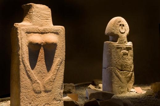 Le statue-stele in arenaria sono il simbolo della Lunigiana, realizzate dal IV millennio al Vi secolo a.C.