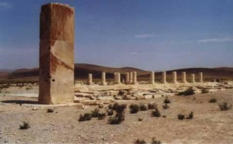 Pasargade, la città di Ciro il Grande, prima capitale achemenide: il restauro sarà curato dagli esperti italiani