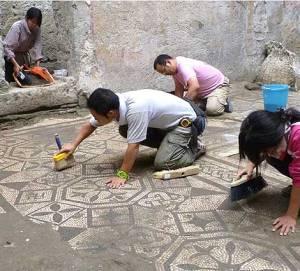 La campagna di scavi è stata diretta dal professor Masanori Aoyagi dell'università di Tokyo,