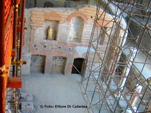 La villa dionisiaca di Somma Vesuviana, tra Nola e Pompei, nota anche come villa di Augusto