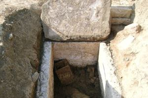 La necropoli di Phoinike in Albania