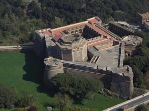 Il forte Sangallo a Civita Castellana