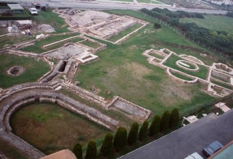 L'area archeologica di via degli Scavi a Montegrotto