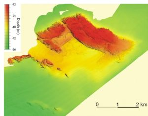 Il banco di Pantelleria vecchia oggi identificato nel Plateau Avventura