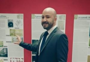 Carmelo Malacrino, direttore dell'Archeologico di Reggio Calabria